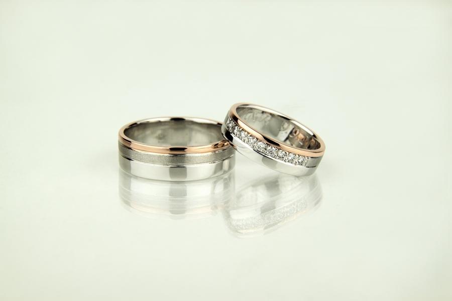 Snubni Prsteny C 14 Zlatnictvi Vyskov