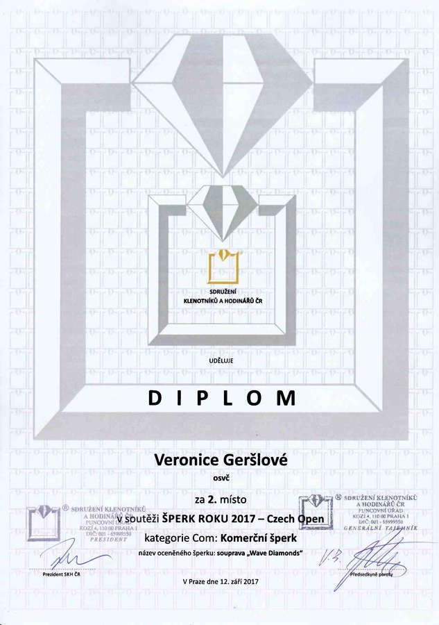 diplom 2.místo